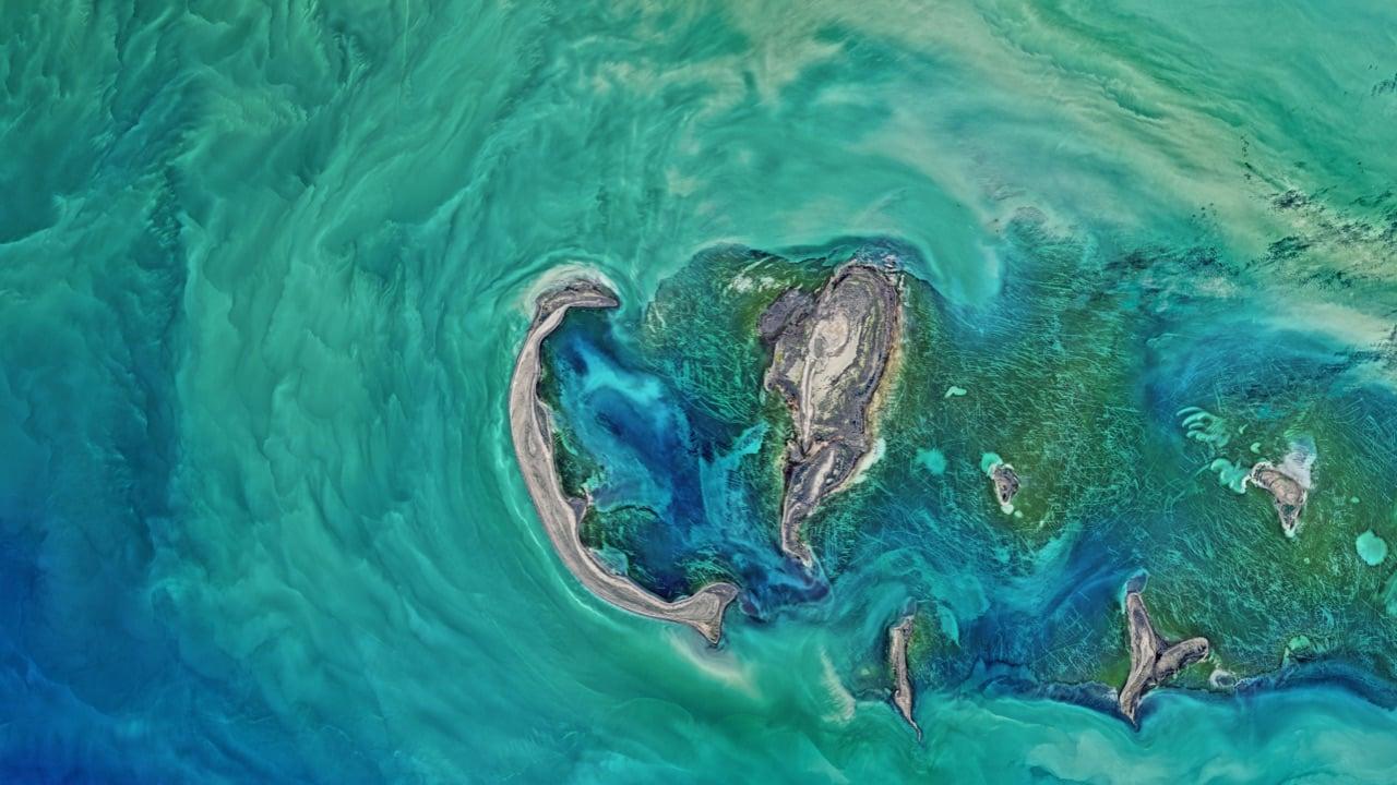 Island Satellite