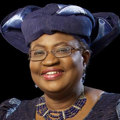 الدكتورة نجوزيأوكونجوإيويالا